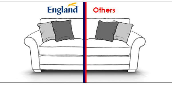England Furniture - Comparision