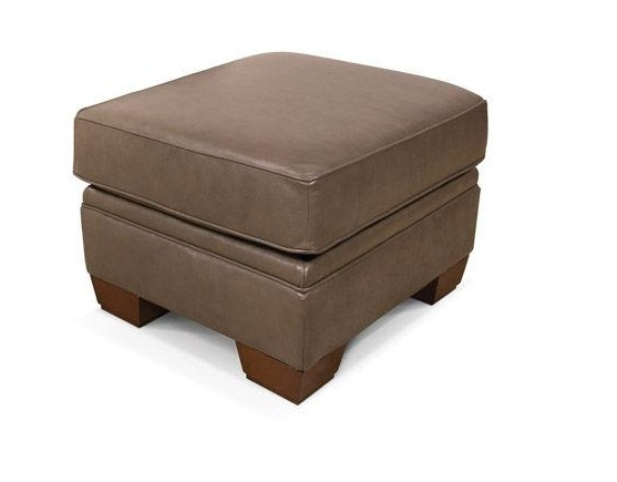 England Furniture Leah Ottoman