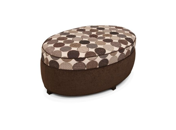 England Furniture Olivia Storage Ottoman