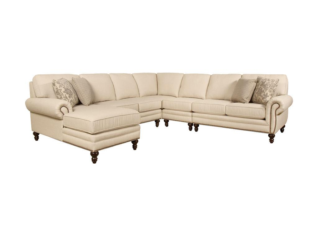 England Furniture Amix Sectional