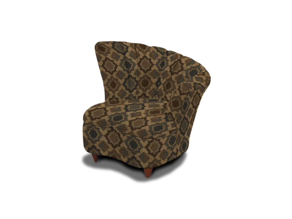 Danish Acorn Barcelona Chair