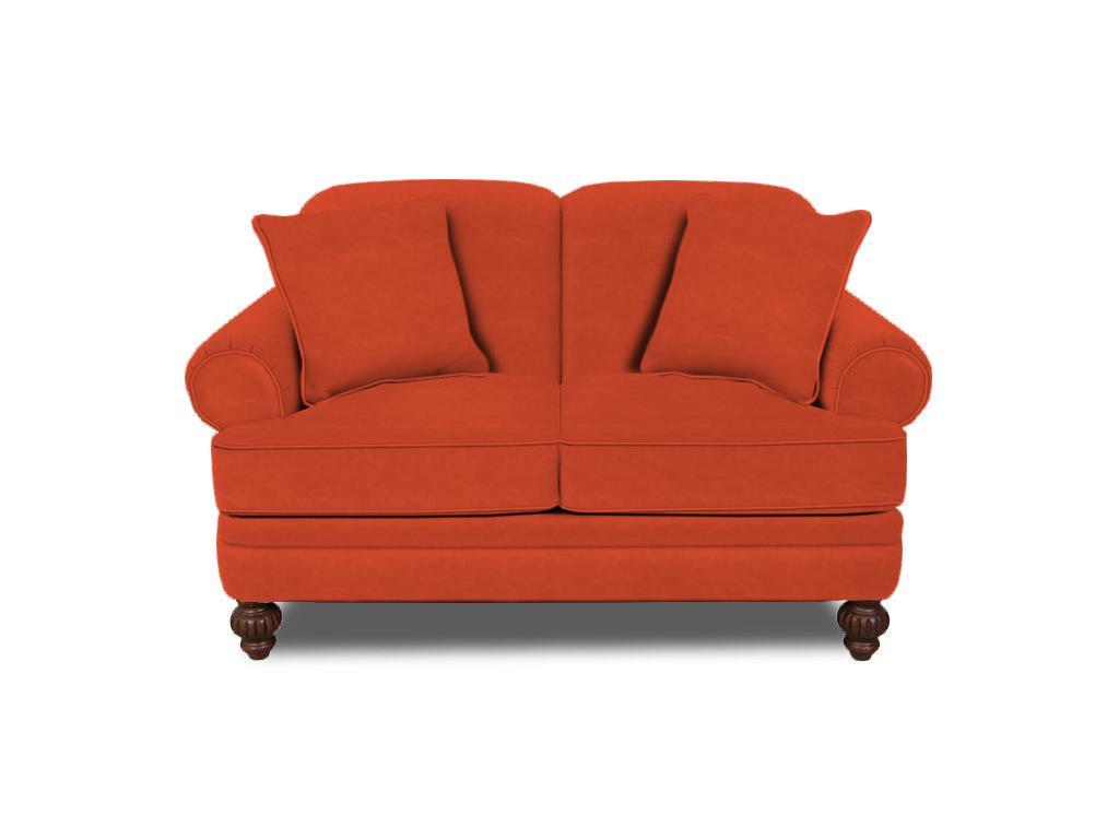 England Furniture Fabric Duke Cayenne England