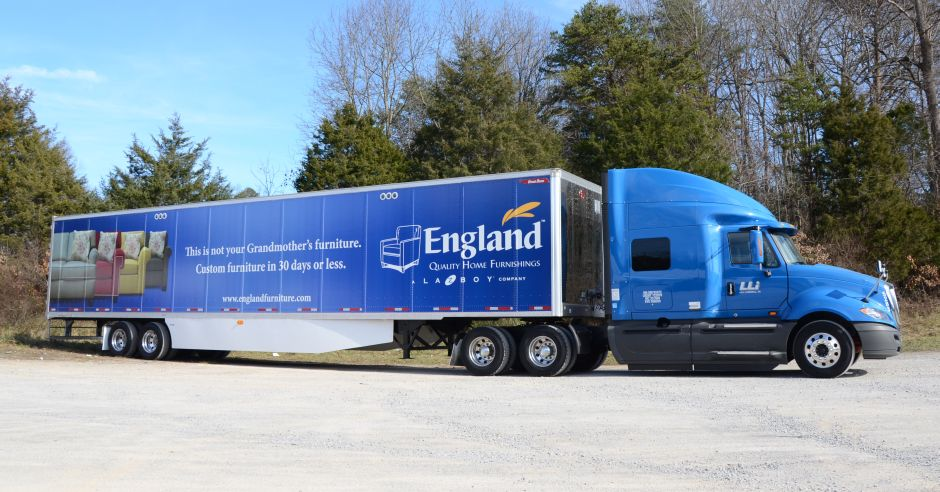 england-furniture-new-fleet-truck