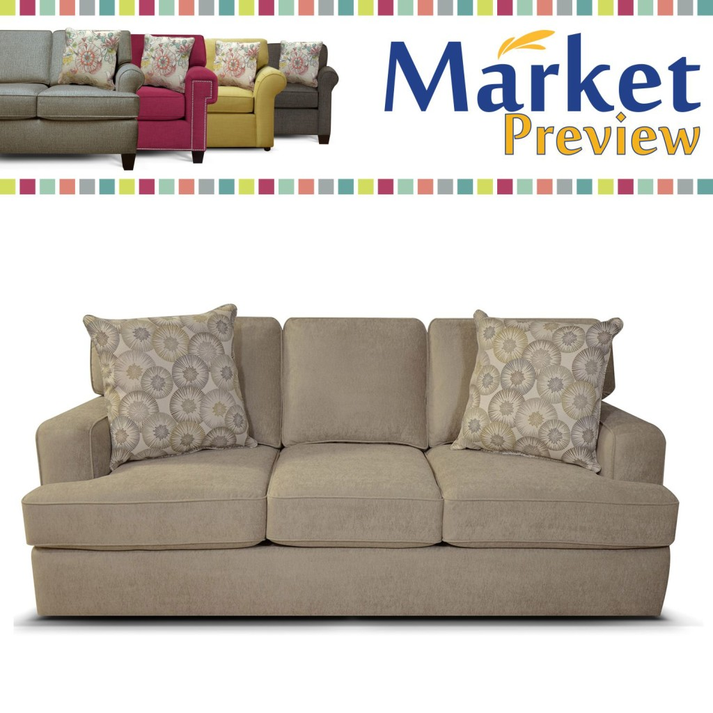 England Furniture Rouse Sofa Market Preview
