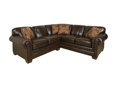 England Furniture Leah Sectional