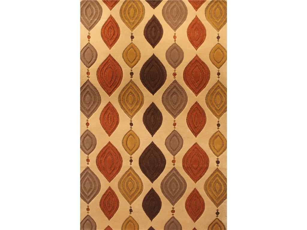 England Furniture artisan lovebirds rug